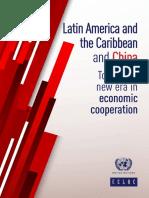 Kinh tế trung quốc latinh quan hệ