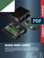 Drivelektronik Foer Maxon DC
