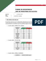 Informe N° 001 - Analisis Aceite