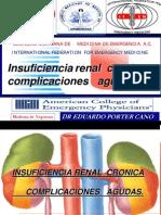 Insuficiencia Renal Cronica-Complicaciones Agudas