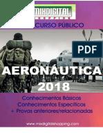 APOSTILA AERONÁUTICA EAOEAR 2018 ENGENHARIA MECÂNICA - 2 VOLUMES