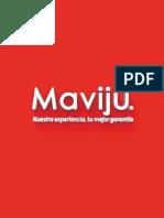 Catalogo Iluminacion Maviju 2016 (21 Ene'16)