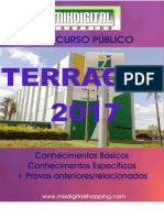 APOSTILA TERRACAP 2017 ENGENHEIRO FLORESTAL - 2 VOLUMES