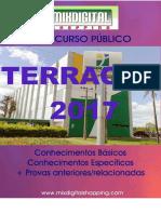 APOSTILA TERRACAP 2017 TOPÓGRAFO - 2 VOLUMES