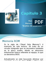 Memorias ROM Memorias Graficas Tarjetas de expansión