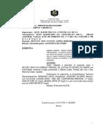Modelo de Decisão Denegatória Do HC