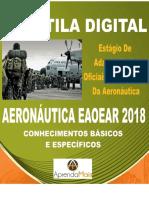 APOSTILA AERONÁUTICA EAOEAR 2018 ENGENHARIA MECÂNICA + BRINDES