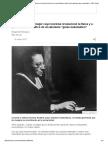 Emmy Noether, La Mujer Cuyo Teorema Revolucionó La Física y a Quien Einstein Calificó de Un Absoluto _genio Matemático_ - BBC Mundo