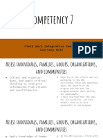 competency 7