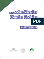 Introduccion a Las Ciencia Sociales