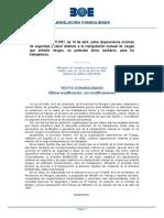 05 Disposiciones Mínimas de Seguridad y Salud en La Manipulación Manual de Cargas