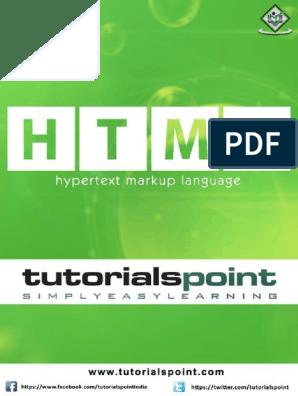 Css Tutorial | Html Element | Html