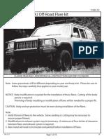 XJ Jeep_Fenders Omix-ADA