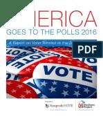 America Goes Polls 2016