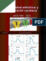 Actividad Eléctrica Cardíaca 2015