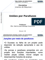 Elementos de Maquinas I - 2.1-Unioes Por Parafusos