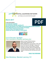 DJLN March 2017 Newsletter