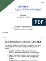 Origins of Failure