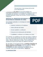 Colombia Legislacion Accesibilidad Web