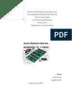 introduccion a la Electronica Digital Trabajo