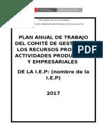 Plan Anual 2017
