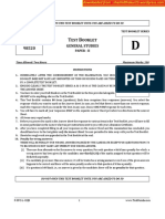 2011 CSAT Prelims Paper[Shashidthakur23.Wordpress.com]