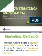 1. Marketing y Comportamiento Del Consumidor