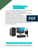 Arquitectura de Computadores Alejandro Sena 2016