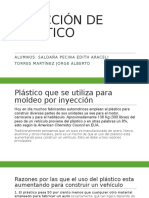 Inyección de Plástico
