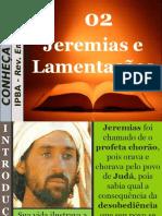02 - Jeremias e Lamentações