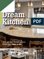 Design your Dream Kitchen Ebook