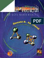 Ciencia e ingeniería de los materiales - Donald R. Askeland - 3ed