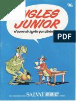 Inglés Junior BBC Fascículo 96