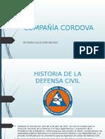 Historia de La Defensa Civil
