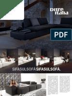 Catalogo divani 2010 Ditre Italia / Catalog 2010 Ditre Italia sofas