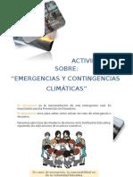 Emergencias Climaticas