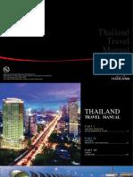 Thailand Travel Manual