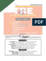 Apostila para os Concursos dos TRE's da Central dos Concursos-Degrau Cultural.pdf