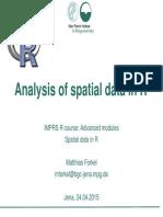 spatialR