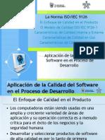 CalidadDelProducto ISO 9126