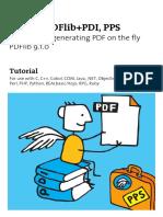 PDFlib Tutorial