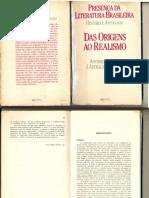 Presença Da Literatura Brasileira