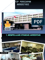 Tip Persiapan Akreditasi Rs