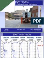 DMT y SDMT Aplicaciones