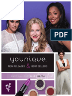 Younique Product Catalog 2017 CAD/US