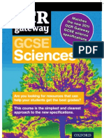 OCR Gateway GCSE Science Course Guide Summer 2010