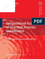 Sandberg & Ohayon _ Computational Aspects Structural Acoustics and Vibration