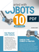 Get Started With COBOTS - 10 Easy Steps E-book