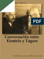Conversación entre Einstein y Tagore.pdf