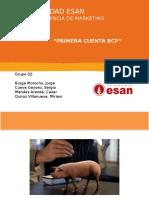 Primera Cuenta BCP